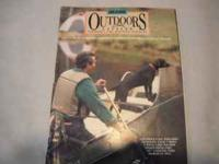The last Outdoors catalog produced. Has 75 pages of