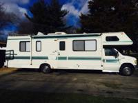 1993 Mobile Home RV Seven seas by Cobra class C nice