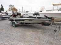 Description Skeeter 16' with 90hp Mercury LOW HRS AND