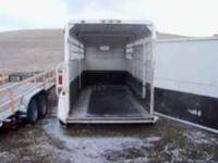 1993 Tana Livestock Trailer with divider Excellent