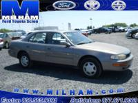 Options Included: N/ACLEAN CARFAX! 4CYLINDER AUTO