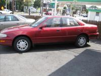 Options Included: N/ANice running Camry with 120k, can