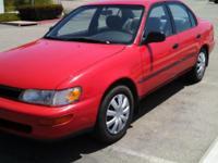 1997 Toyota Corolla DX for Sale in San Leandro, California