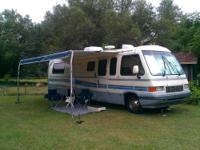 I have my 1993 30' UltraStar motor home For sale. It