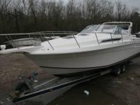 1993 WELLCRAFT ST. TROPEZ 3200 LXC FOR SALE. INCLUDES