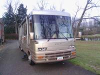 1993 Winnebago Vectra includes the following: 15,000BTU