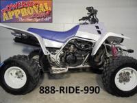 1993 Yamaha Banshee 350cc ATV for sale like new! Might