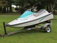 I am selling my individual jetski which I have actually