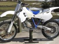 1993 YZ125 in good disorder. Motor has around 5 hrs on