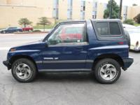Options Included: 4x4, AM/FM, CD, Full Size Spare Tire,