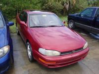 1993 Toyota Camry LE, 4D Sedan, ** Local trade in **