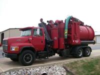 1993 Vactor Industrial Air Movers Vactor Industrial
