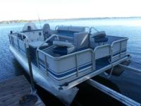 Selling to get new Pontoon with Sea Legs.  You will get