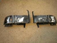 Offering utilized headlights, I had them on my 2001