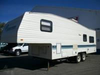 selling a 1994 26ft Fleetwood wilderness 5th wheel