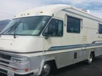 1994 27 ft Holiday Rambler Motor--454 with 60,000