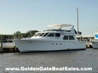 1994, 55' TOLLYCRAFT 55 Pilothouse Electric motor