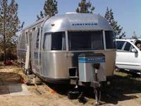 1994 Airstream Excella. 1994 Airstream Excella design