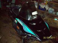 "1994 ARCTIC CAT PUMA 340 ""RUNS GOOD"" GREAT SLED FOR"