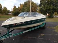 1994 Armada for sale with matching trailer. New