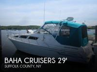 1994 Baha Cruisers Conquistare 295 - Stock #087596 -