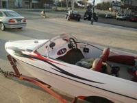 1994 bayliner 14 ft 90 hp jet boat very clean well kept