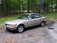 1994 BMW 530i $1500 OBO!!! Highlights include: 3.0L V8