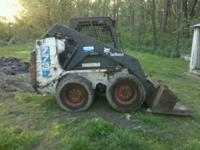 I have a 1994 bobcat model 773 for sale. Kubota diesel.