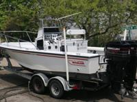1994 Boston Whaler 21' Outrage with twin 1994 Mercury