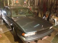 4 door sedan, body and interior in good shape. New