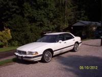 Have one extra nice 94 buick for sale, belongs to an