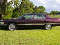 1994 Cadillac De ville Print this page. This Listing is