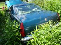 I have a 94 Cadillac Eldorado I am parting out. It has