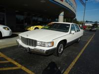 Options Included: N/ABig & Beautiful! 1994 Cadillac