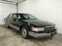 1994 CADILLAC FLEETWOOD BROUGHAM 100% AUTOCHECK