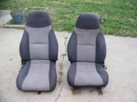 I am selling a nice set of seats from a 1994 Camaro