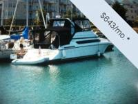 You can have this vessel for just $643 per month. Fill