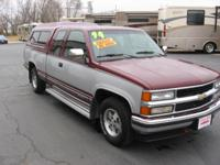 Options Included: Extended Cab Silverado Package, 2WD,