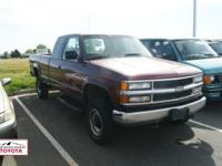 Options Included: N/ANeed a truck for work? This 1994