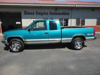 Options Included: ABS, Front Disc/Rear Drum Brakes,