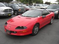 Options Included: ABS Brakes, AM/FM Radio, Cassette,