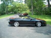 First 1994 F-1 Camaro SLP Specialty Vehicle