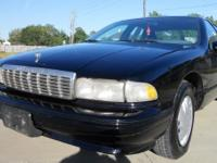 Options Included: **Fantastic Chevy Caprice** *Looks &