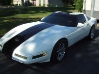 1994 Chevrolet Corvette Custom Show Car w/ ZR1 Parts.