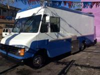 1994 Chevrolet P-30 Food Truck. 24 feet in length-