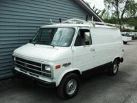 LOW MILES ... A GOOD LOOKING WORK VAN... FOR PERSONAL
