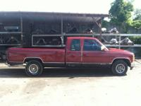 STOCK # F17195     I AM PARTING THIS 1994 CHEVY 1500