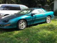 I have a 1994 chevy camaro, 206,xxx miles, ac does not