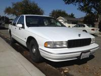 Lookin to sell my 94 chevy caprice 4.3L V8 4 door LS