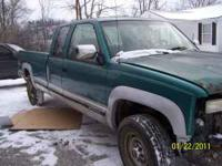 94' Chevy Rust free cab [CAB ONLY] $150.  NO CALLS